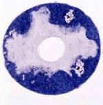 Dryer Lint Blue